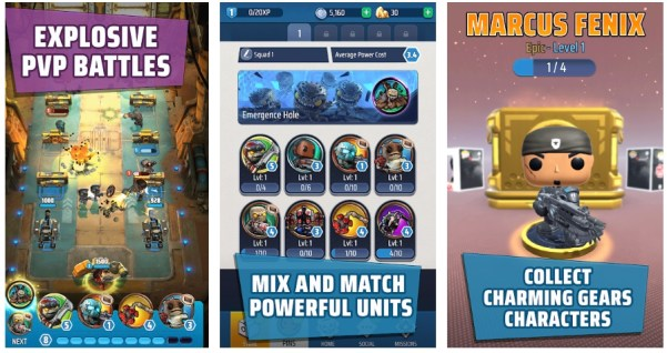 Gears POP android Apk Download Link