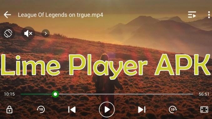 Showbox Lime Player Apk 2019