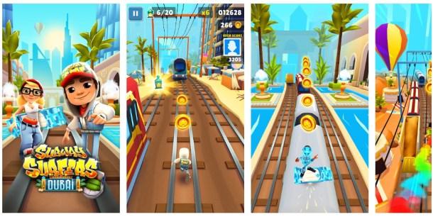 Subway Surfers 1.104.0 Dubai Mod apk hack for Android June 2019