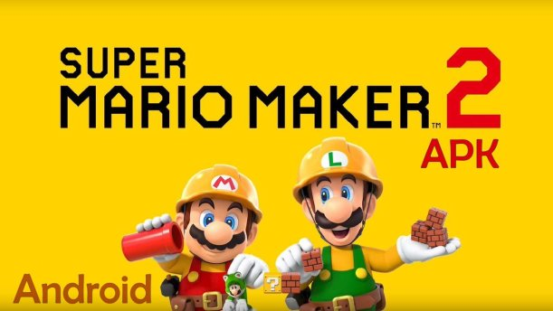Super Mario Maker 2 Apk