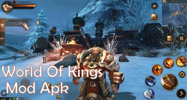 World of Kings Mod apk hack