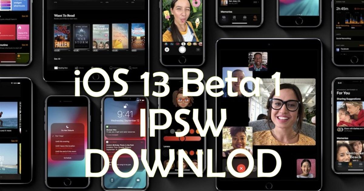 Ios 12 Download Ipsw