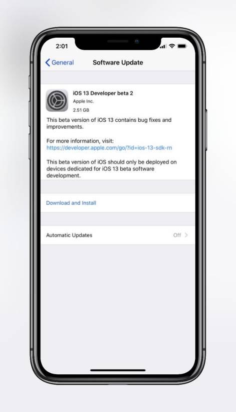 Ios 13 ipsw download