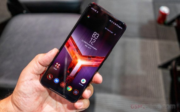 Asus ROG Phone 2 Hands On