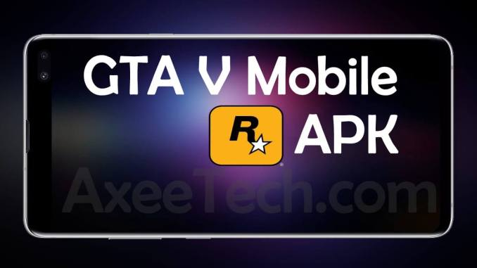 Grand Theft Auto V Mobile Apk 0.2.1 Test Apk