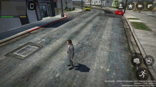 GTA 5 Mobile Apk Gameplay