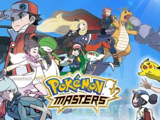 Pokemon Masters Apk Android