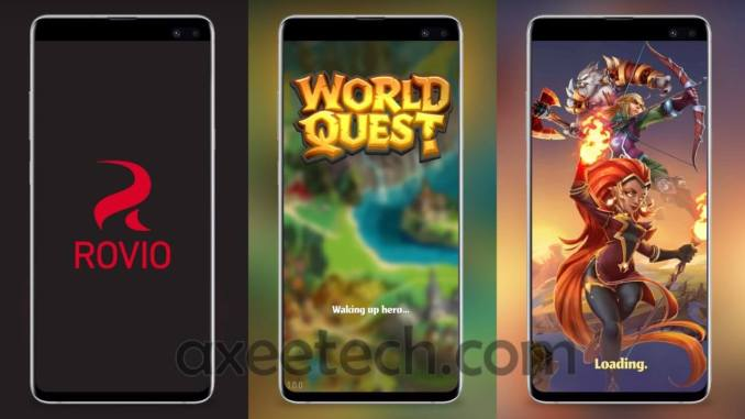 World Quest Game by Rovio Mod Apk