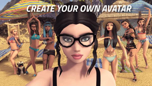 Avakin Life  3D virtual world Apk Mod
