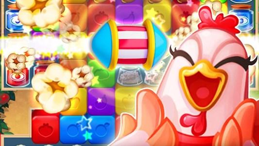 Coco Blast Chick rescue puzzles Mod Apk