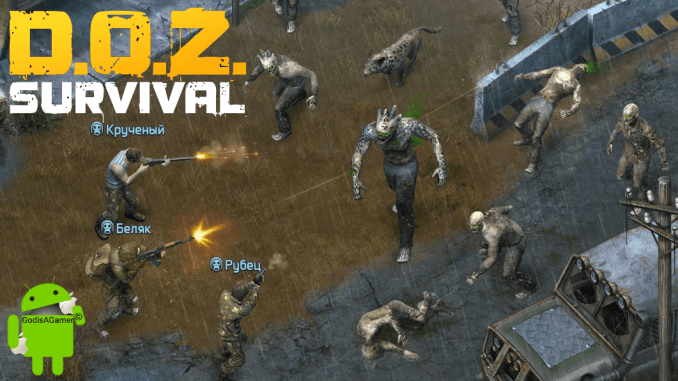 Dawn of Zombies: Survival after the Last War (Early Access) Apk Mod