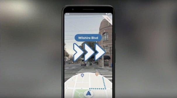 Google Maps AR Updated APk APP