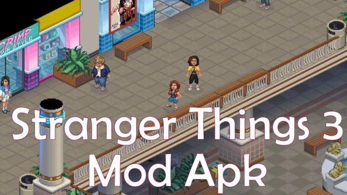 Stranger Things 3 Mod APk
