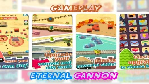 Eternal Cannon Mod Apk