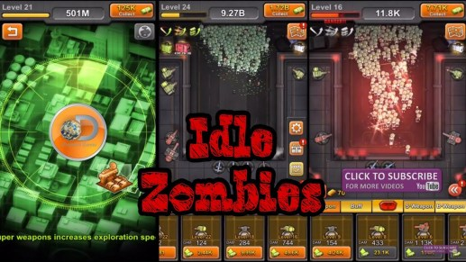 Idle Zombies For Windows 10 PC