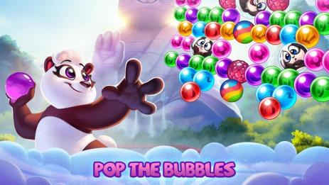 Panda Pop! Bubble Shooter Mod Apk