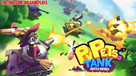 PvPets: Tank Battle Royale Mod Apk