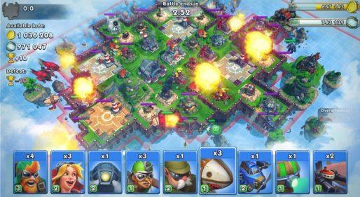 Sky Clash: Lords of Clans 3D Mod Apk