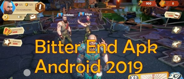 Bitter End Apk Mod hack for Android OBB/Data files