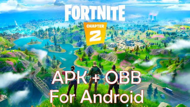 fortnite download apk chapter 2