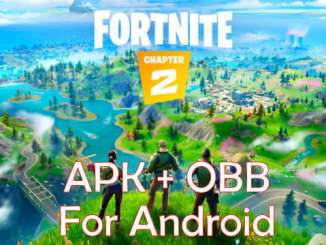Fortnite Chapter 2 Apk for Android