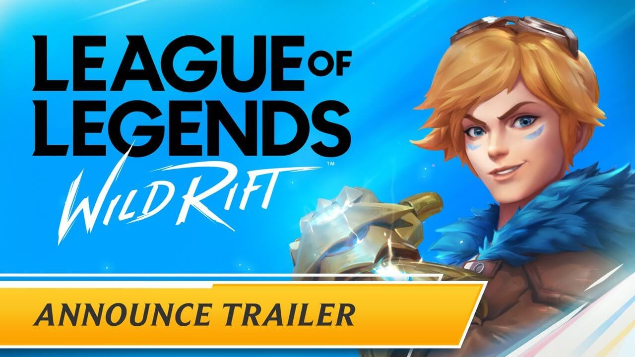 League Of Legends Wild Rift Apk Free Download