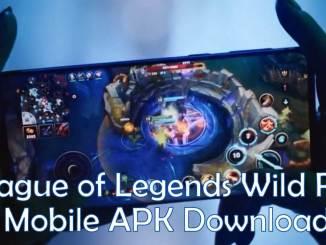 League of Legends Mobile Apk download Link