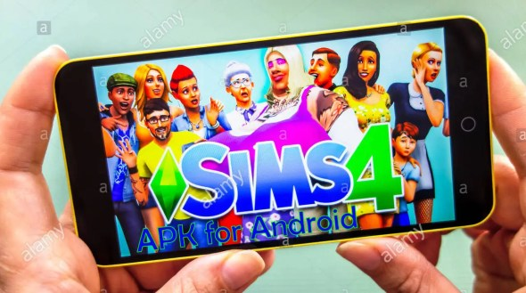 Sims 4 Mobile apk android