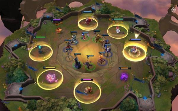 TeamFight Tactics APK Download