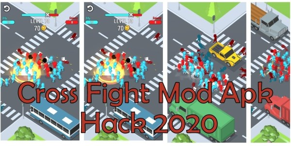 Cross Fight Mod Apk Hack 2019