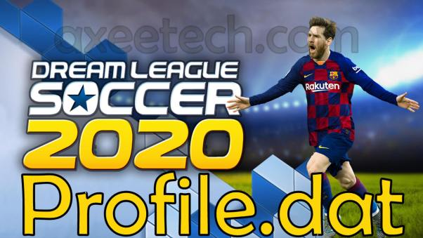 Dream League Soccer 2020 Profile Dat