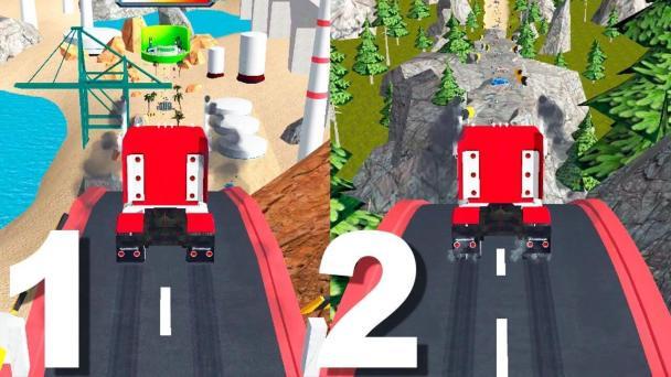 Stunt Truck Jumping Mod Apk Hack