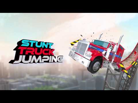 Stunt Truck Jumping Mod Apk Hack 2018
