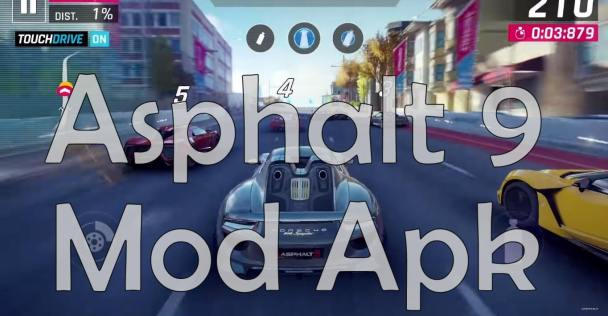 Asphalt 9 Legends 2.0.4a mod apk hack for Android 2020