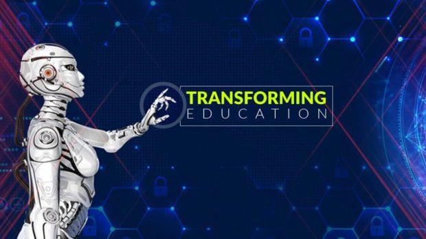 AI TRansforming Education