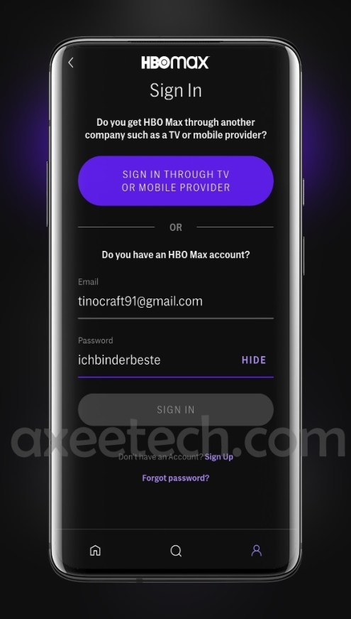 Free HBO Max Premium Accounts  Passwords