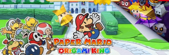 Paper Mario Origami King apk for Android