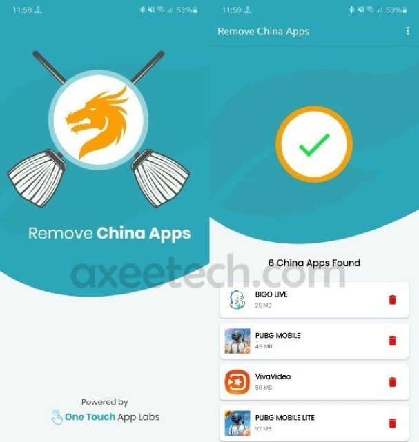 Remove China Apps Apk for Android