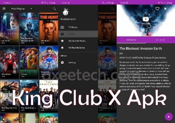 King Club X Apk