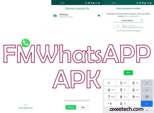 FMWhatsApp apk App 2020