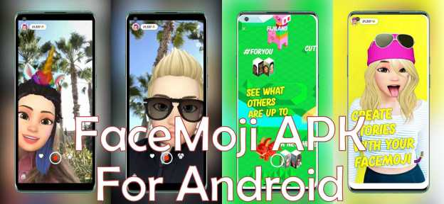 Facemoji Your 3D Emoji Avatar apk for Android 2020
