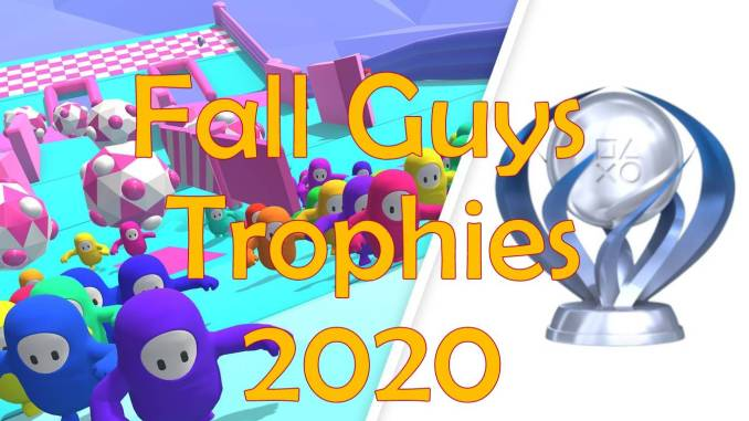 Fall Guys Trophies and How to get them all Guide