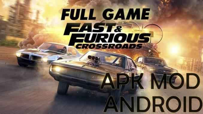 Fast and Furious Crossroads Mod Apk hack