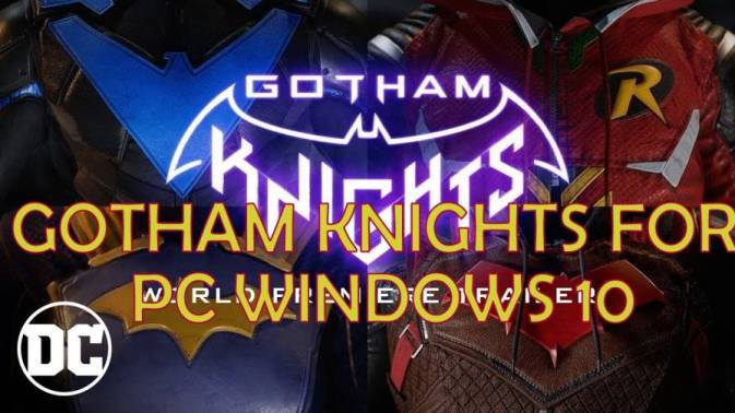Gotham Knights for PC Windows 10 free download