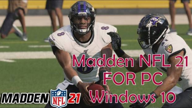 Madden NFL 21 For PC Windows 10