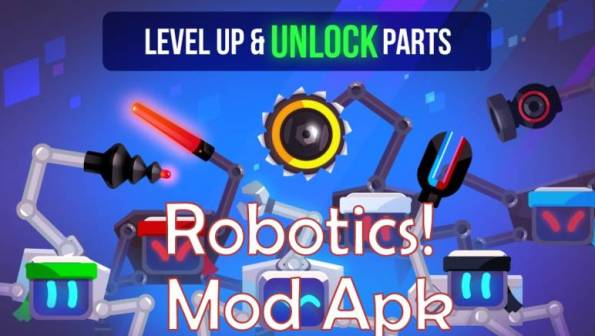 Robotics Apk Mod for Android