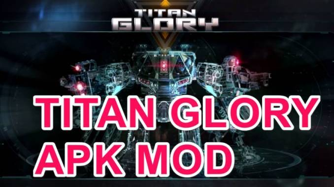 Titan Glory Apk Mod OBB Data for Android