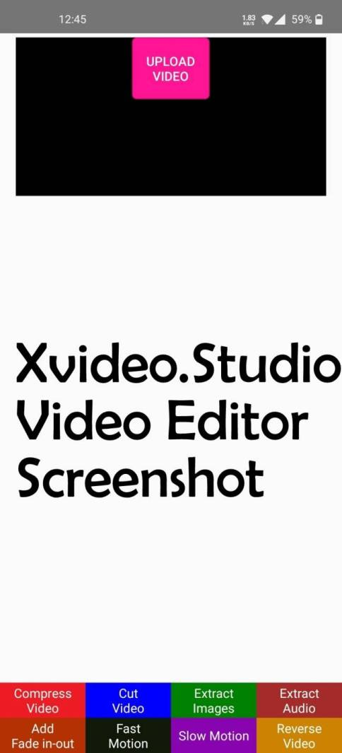 xvideostudiovideo editor apk free download for pc full version