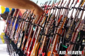 AXE HEAVEN® Rocks On at the 2011 Fillmore St. Jazz Fest in San Francisco