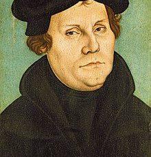 Martin Luther und Rudolf Steiner: Luther 500 Jahre – 1900 die zweite Reformation durch Steiner